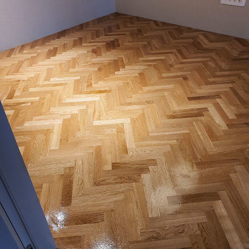 Lamparquet de roble